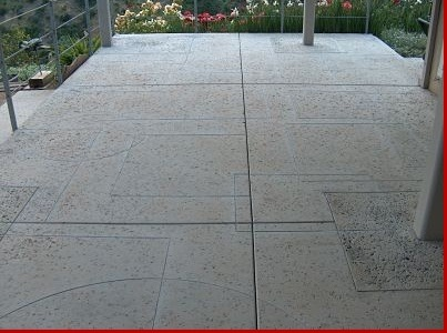 Wildfire In California Left Only The Floor Of This Patio When It Swept  Across The Customeru0027s Property. During The Rebuilding Process, The Owner  Installed ...