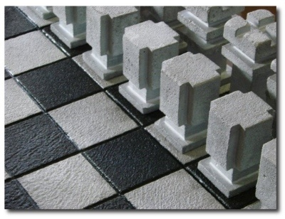 Decorative Concrete Chess Set Archives Groov E Newsgroov